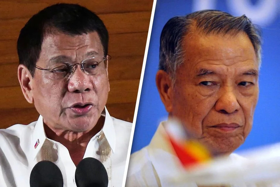 Lucio Tan Has P30 Billion Tax Evasion According To Duterte