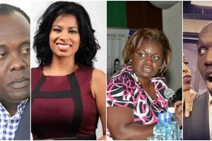 Which TV journalist BEST fits to moderate the presidential debate?(photos)