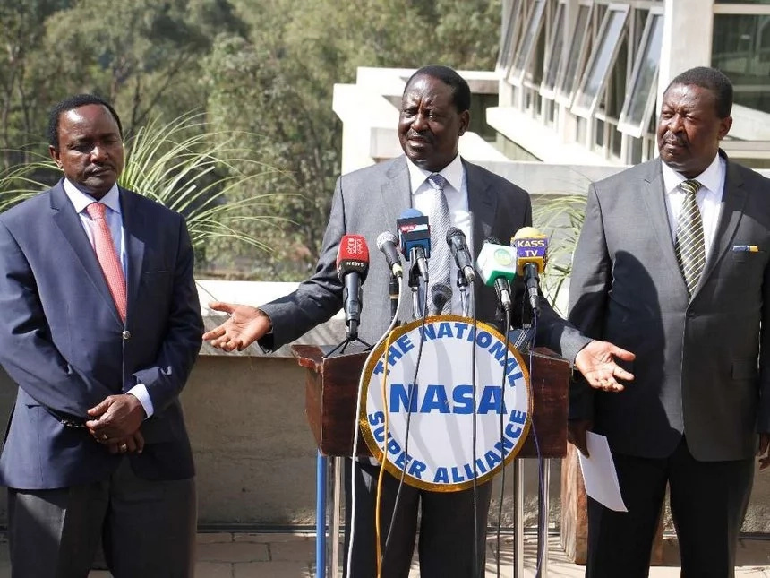 These social media reactions to Raila's 'vifaranga vya kompyuta' phrase will leave you in stitches