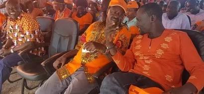 Fresh twist to Raila's Turkana meeting gun attack