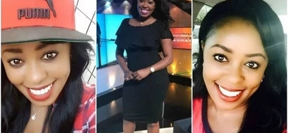 Muli shows her shoes worth almost KSh 100,000