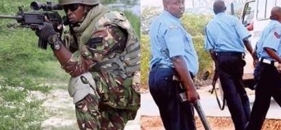'Mwanajeshi wa KDF' afyatua risasi kwenye baa, jua sababu