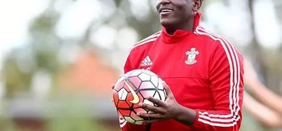 See what Southampton's Victor Wanyama shipped to AFC Leopards