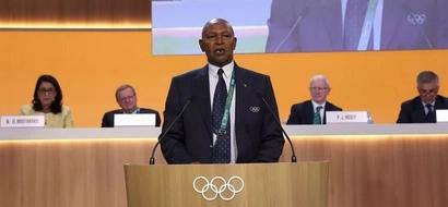 Kipchoge Keino's powerful speech after historic Olympic award