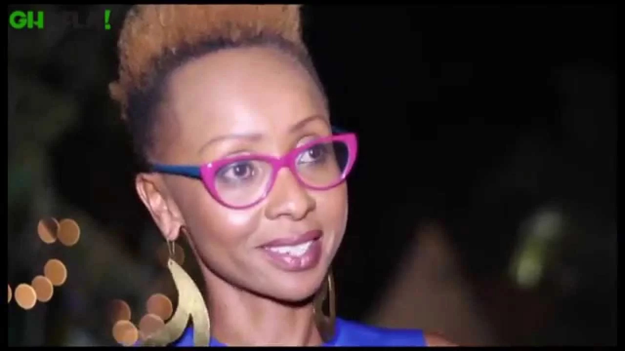 The two sexy presenters that have shocked Kenyans with their lesbian show