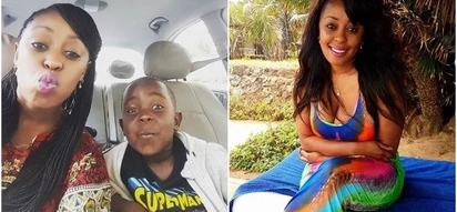 Citizen TV's Lillian Muli - a single mum - explains why she cannot date a man with a baby