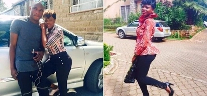 14 simply delightful photos that capture the fabulous life of Dennis Oliech's younger sister