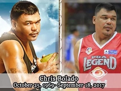 Former PBA player Cris Bolado dies in motorcycle accident in Cambodia