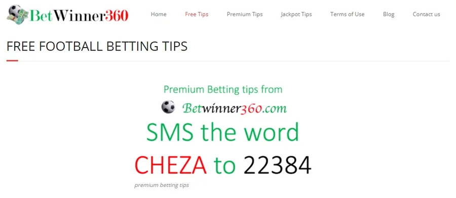List of Sites With Sportpesa Tips