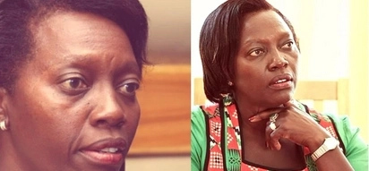 Martha Karua's past pro-Raila remarks return as the Kirinyaga race hots up