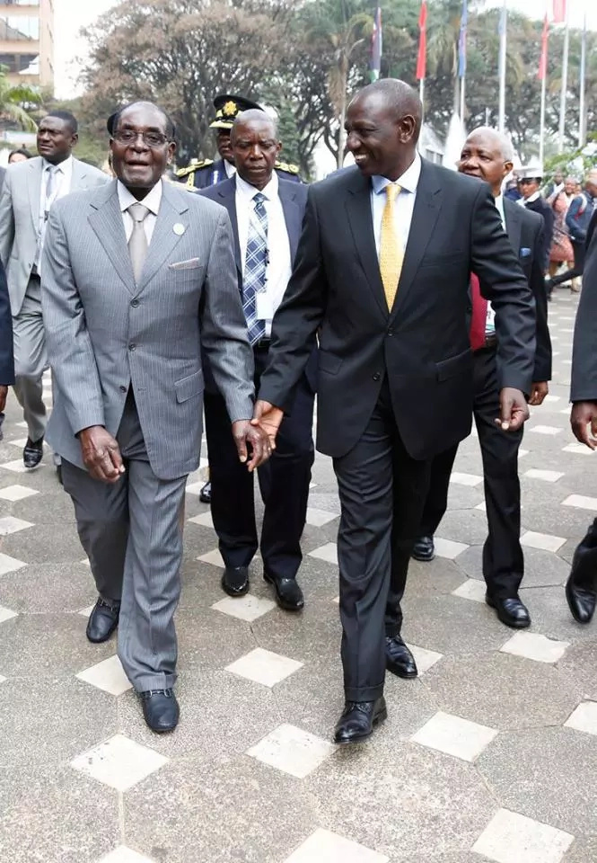 DP Ruto accuses media of ignoring TICAD-VI