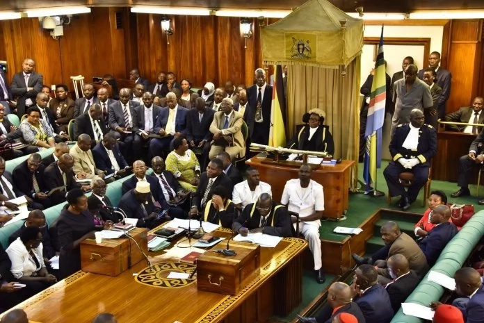 Ugandan Parliament passes contentious presidential age-limit bill