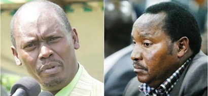 Kabogo finally speaks of why he lost terribly to Ferdinard Waititu