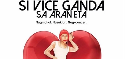 Vice Ganda returns to Araneta this 2017 with Valentine concert