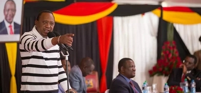 Every Kenyan now is a political analyst, what are you analysing?-Uhuru Kenyatta
