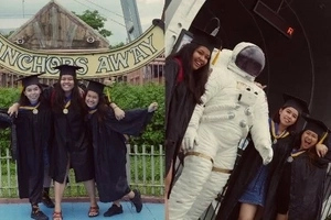 These Pinays had an epic celebration at this magical place instead of attending their graduation