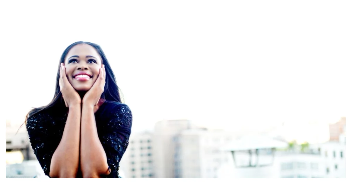 World renowned opera singer, Pretty Yende still calls South Africa Home