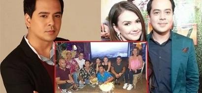 Special pa rin siya! John Lloyd Cruz celebrates birtrhday with Angelica Panganiban! Other friends were present too!
