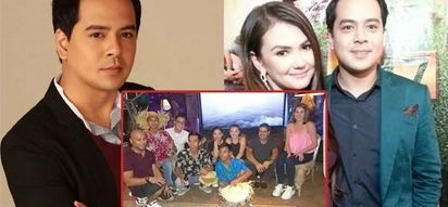 Special pa rin siya! John Lloyd Cruz celebrates birtrhday with Angelica Panganiban! Other friends were present too!