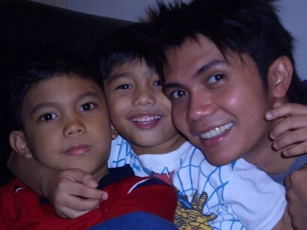 Vhong Navarro doesn't want sons to become 'batang ama'