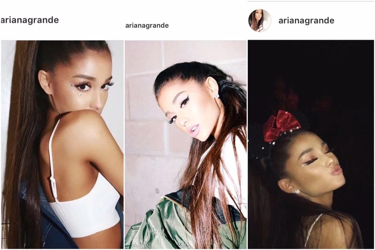 Ariana Grande World Tour 2017