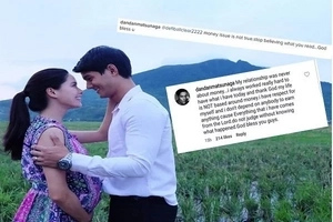 Not money, no third party in DanRich break-up; Fans dismayed it just didn't work out