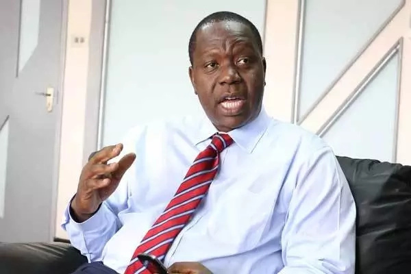 I will unleash militia on anyone who tries to stop you from voting- Matiang'i tells Kisii community
