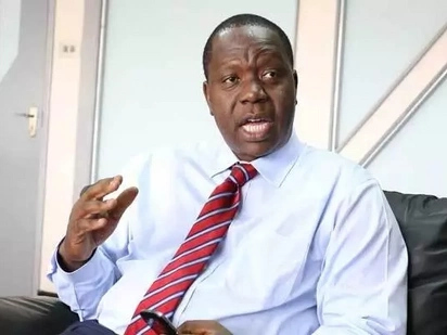 Matiang'i caught 'inciting' Kisii residents