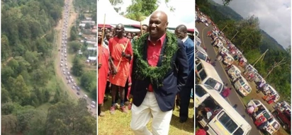 Gideon Moi presents nomination papers to IEBC in STAR-STUDDED fashion (photos)