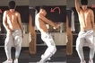 This man dances like he doesn't have bones in his body. Youtube star entertains fans with powerful dance moves!
