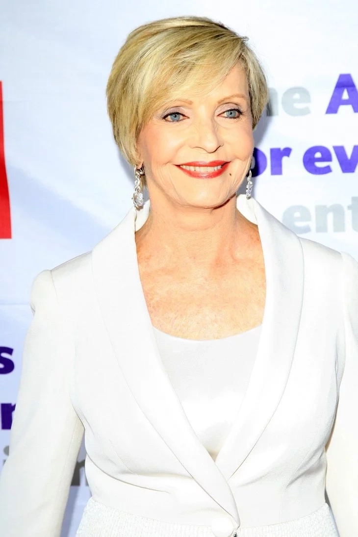 """Late """"The Brady Bunch"""" actress Florence Henderson 