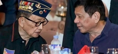 Mamili ng kaaway: Worried FVR warns aggressive Duterte about making enemies with PH allies