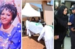 6 heart breaking photos from Zari Hassan mum's burial hours after being pronounced dead