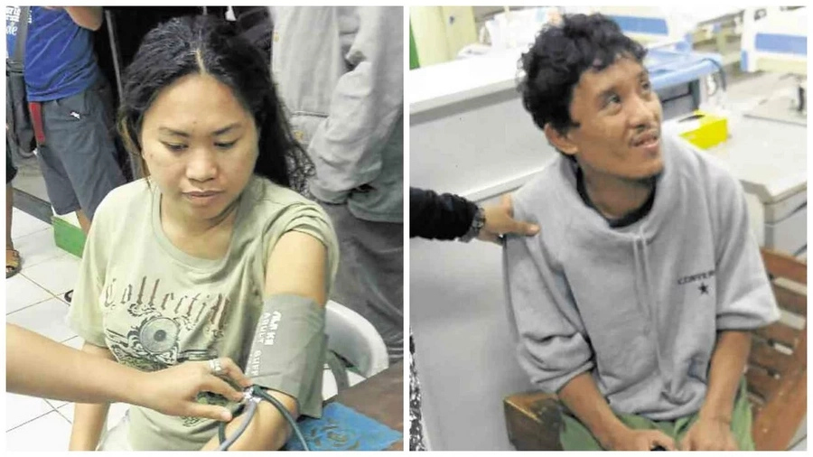 Two Filipino hostages liberated from Abus' clutches