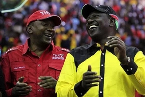 Jubilee party delegates meeting generates  into blows and kicks, ends prematurely (Video)