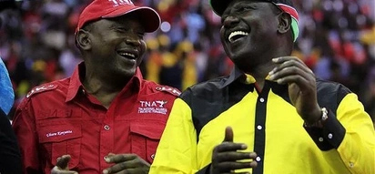 William Ruto huenda akakufanya ushindwe katika uchaguzi Agosti, Rais Uhuru AONYWA