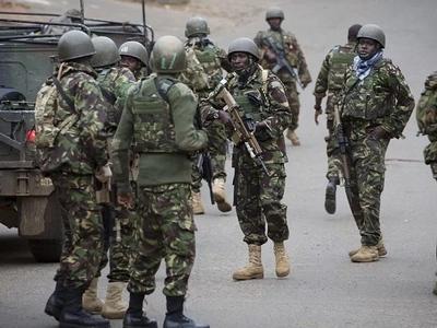 Serikali imetuma KDF Turkana na Marsabit, na sio kwa vita!