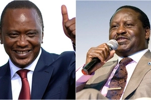 Raila Odinga and Uhuru Kenyatta will not be heckled anymore after tough directive