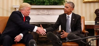 New US President Trump reveals what OBAMA left for him; it's so personal (photos)