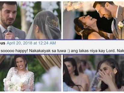 Parang pelikula sa ganda! Official wedding video of Rachelle Ann Go and Martin Spies' beautiful union in Boracay