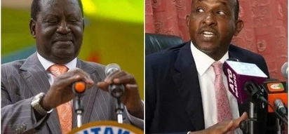 Duale's 'bitter' response after Jubilee politicians defected to NASA