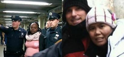 May pinagdadaanan yata! Pinay dies after being pushed by a woman off New York subway platform