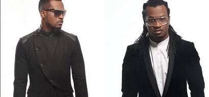 What's happening with Nigeria's P-Square? Clearly, there is trouble among the brothers