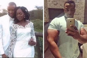 Top Citizen TV's news anchor's heavily built brother-in-law who has wowed Kenyan women