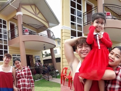So blessed! Melai Cantiveros and Jason Francisco show off their beautiful home in Mindoro