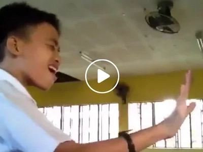 Ibang level! We've found the Ariana Grande of the Philippines