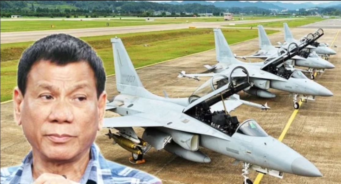 Duterte: No to AFP modernization