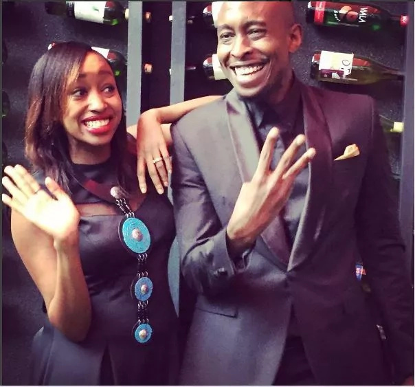 6 photos of Citizen TV's Janet Mbugua's twin brother, he's 32