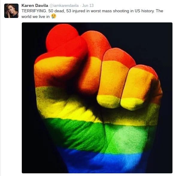 Filipino stars react to tragic Orlando shooting
