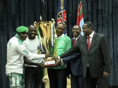 Gor Mahia Captain Jerim Onyango joins politics, eying this seat